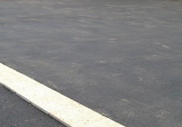 Aménagement de parking