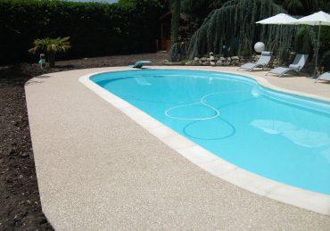Pourtour de piscine